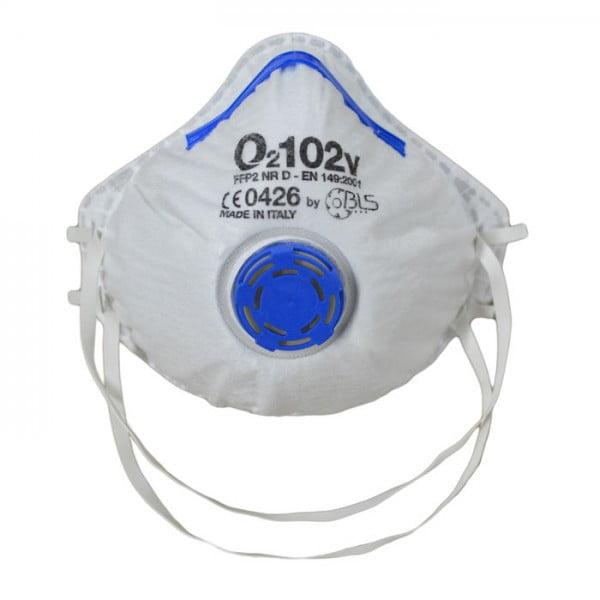 BLS O2-102 Particulate Respirator