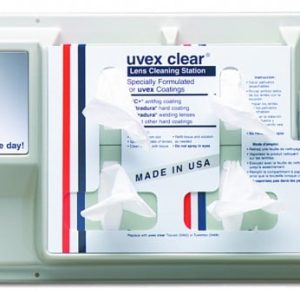 Clear® Permanent Lens Cleaning Station