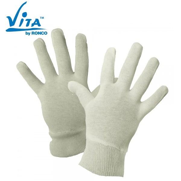 Cotton Inspection Glove Knitwrist