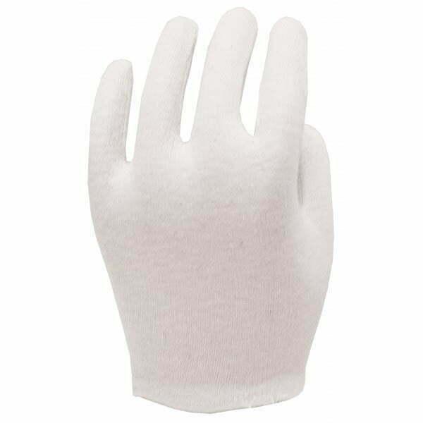 Cotton Inspection Glove Unhemmed