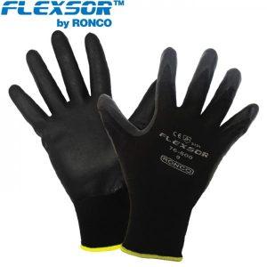 FLEXSOR™ 76-600 Foam Nitrile Palm Coated Nylon Glove