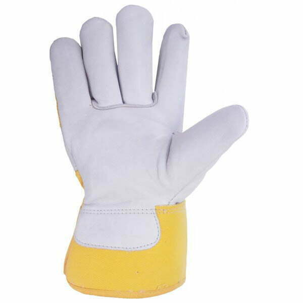 Grain Leather Fitter Lined