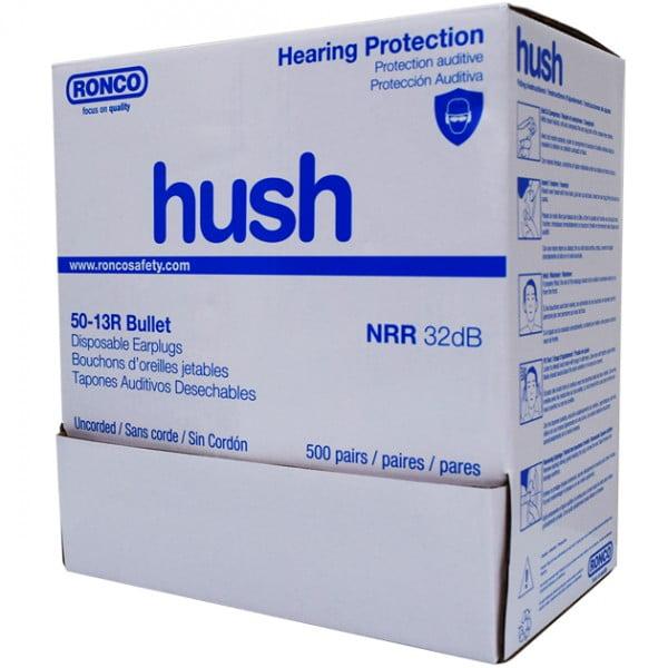 HUSH 13 Series Earplugs