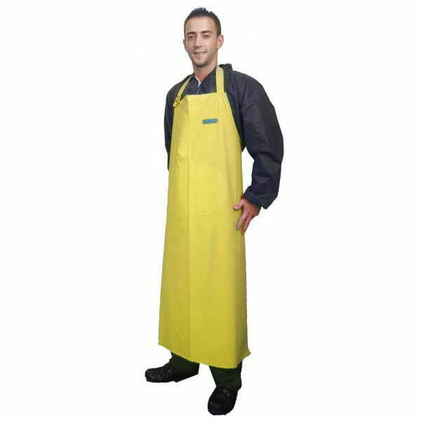 PVC Supported Apron