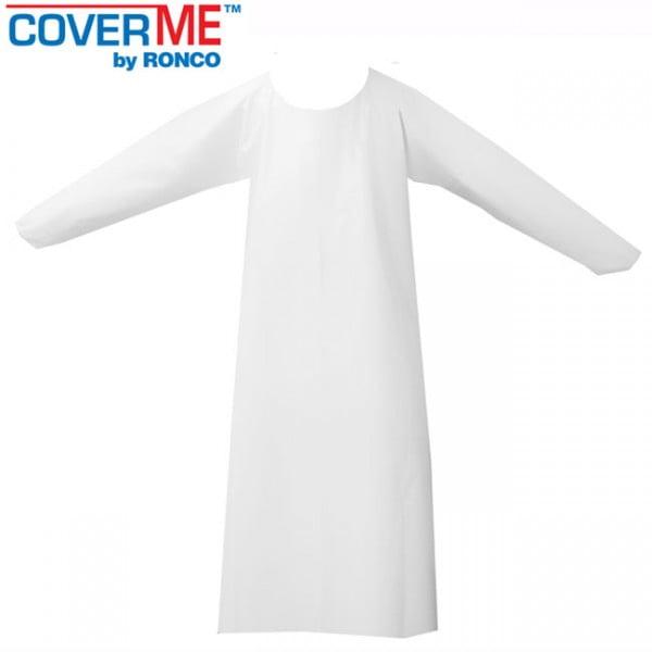 Polyurethane Gown 5.5 mil6