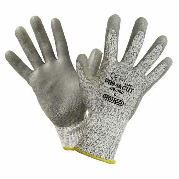 PrimaCut™ 69-380 PU Palm Coated HPPE Glove