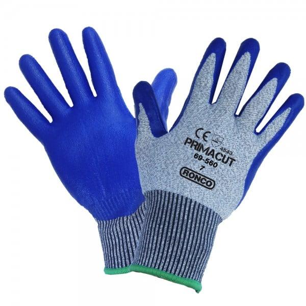 PrimaCut™ 69-560 Nitrile Palm Coated HPPE Glove