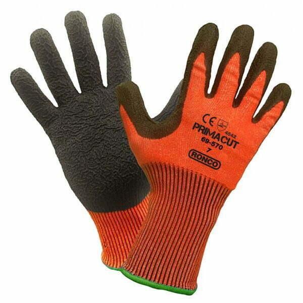 PrimaCut™ 69-570 Tri-Polymer Nitrile Palm Coated HPPE Glove