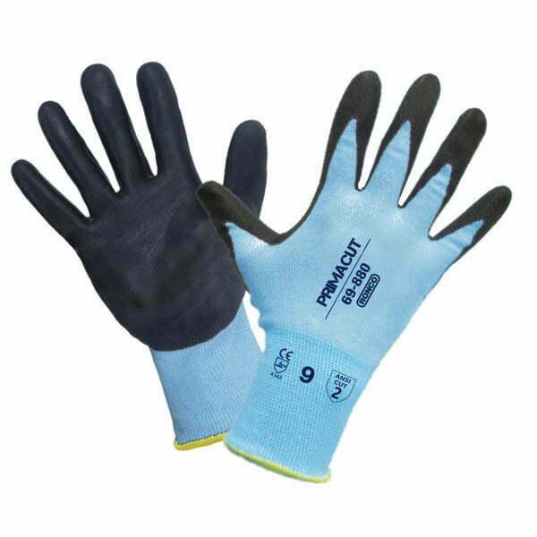 PrimaCut™ 69-880 Ultra-Thin PU Palm Coated HPPE Glove