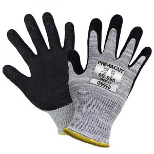PrimaCut™ 69-990 Latex Palm Coated HPPE Gloves