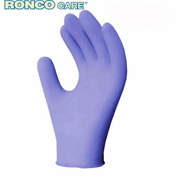 RONCO CARE™ Nitrile Examination Glove (3 mil)