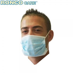 RONCO CARE™ Pleated Mask