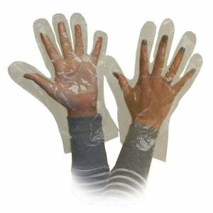 RONCO POLY Polyethylene Disposable Glove