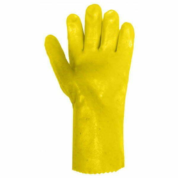 RONCO Single Dipped PVC Glove