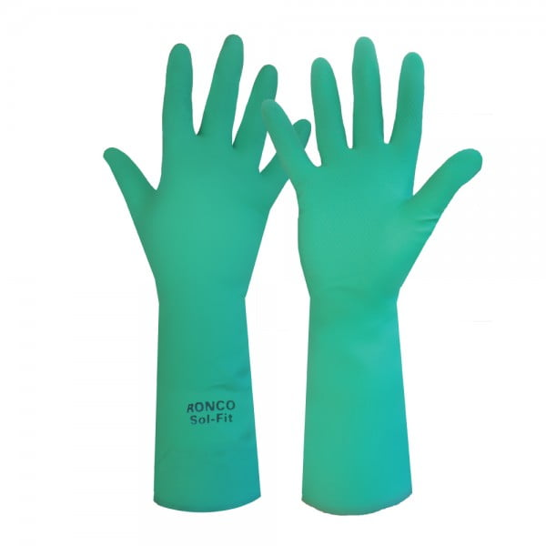 SOL-FIT™ Nitrile Reusable Glove (15 mil)