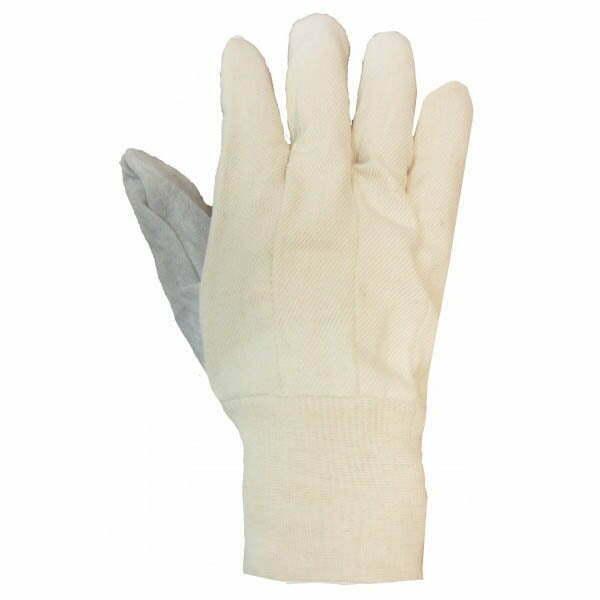 Split Leather Palm Clute Cut, Knitwrist