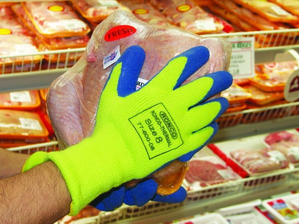 THERMAL Latex Coated Cold Resistant Glove