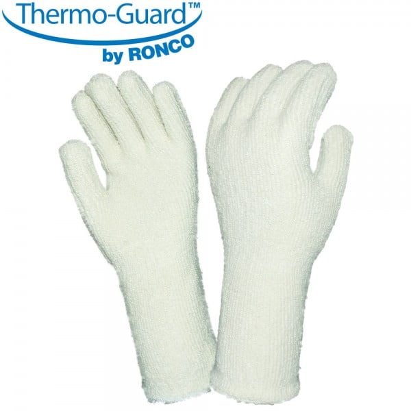 Thermo-Guard™ 66-046 Terry Cloth Glove With Continuous Gauntlet Cuff