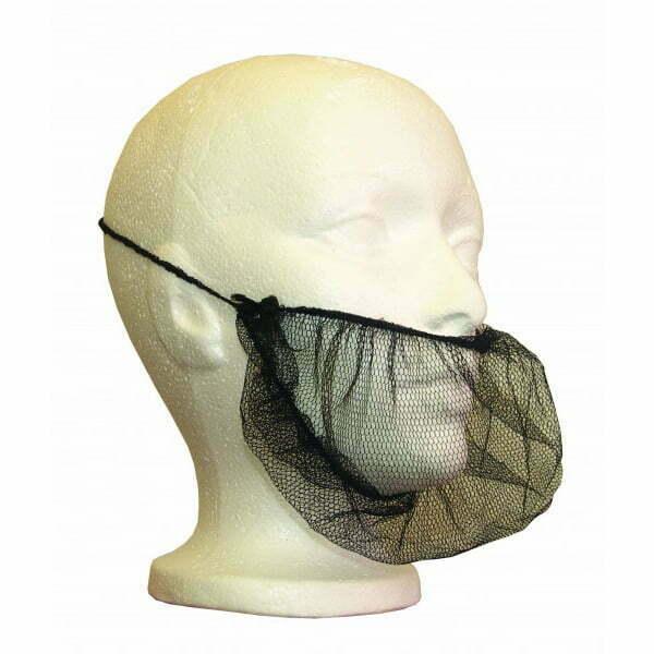 Beard Cover Honeycomb Mesh