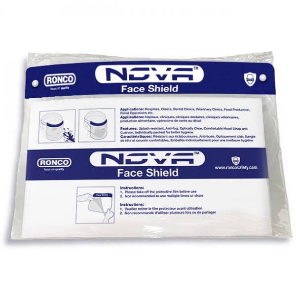 NOVA 82-730-F Face Shield