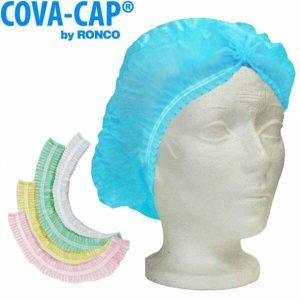 Pleated Bouffant Cap