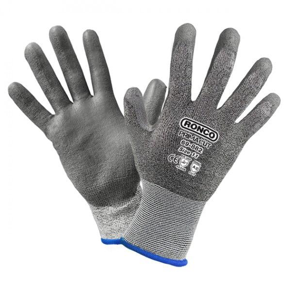 PrimaCut™ 69-882 PU Palm Coated KO-Tech Glove Cut Level: ANSI A2