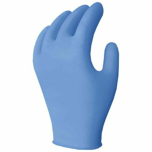 RONCO Care Blue Nitrile Examination Glove