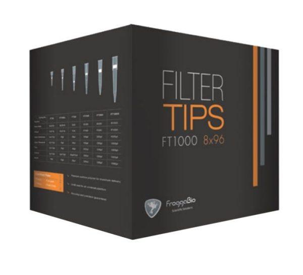 FroggaBio Filter Tips