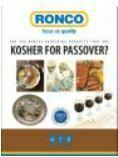 kosher catalogue