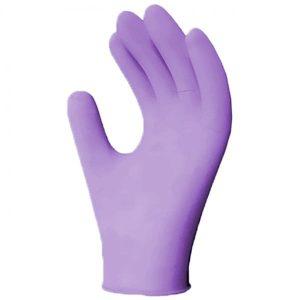 RONCO NE1, Violet Nitrile Examination Glove (3 mil)