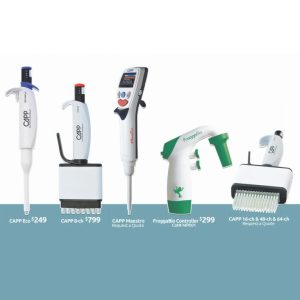 CAPP Ecopipette and Reservoirs