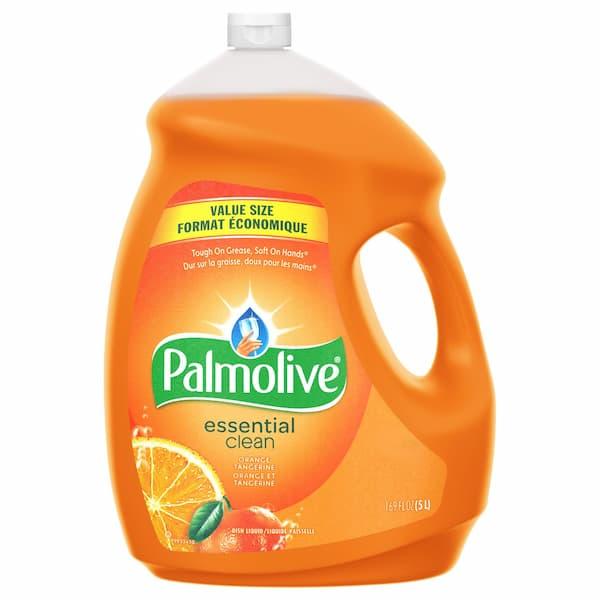 Palmolive Orange Dish Liquid 5L