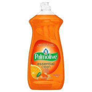 Palmolive Orange Dish Liquid 828ml